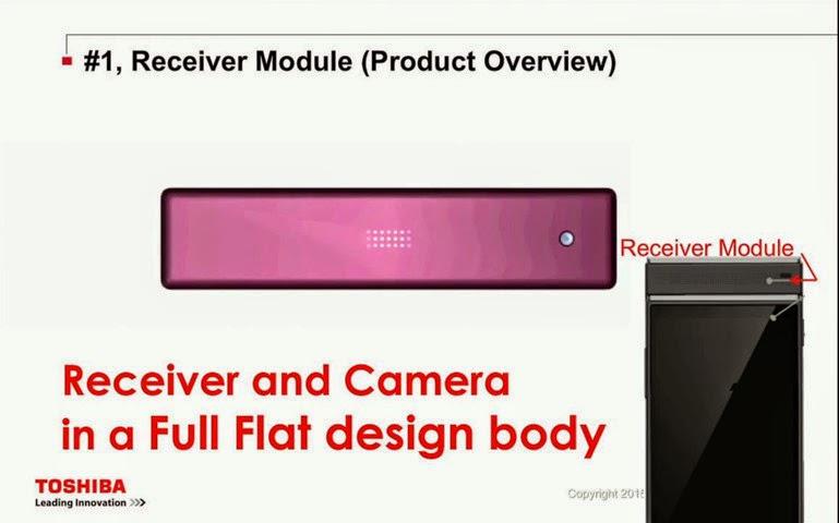 Inilah kamera modul smartphone Ara buatan Thoshiba
