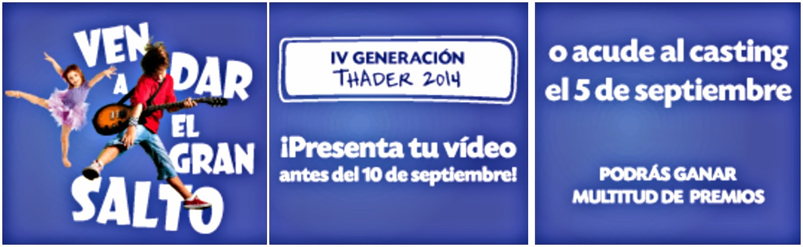 Concurso Generación Thader