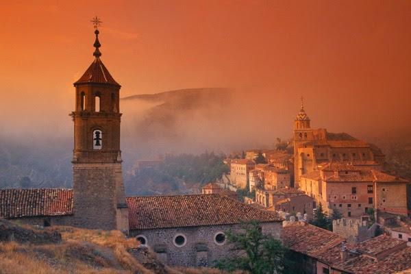El hechizo de Albarracín