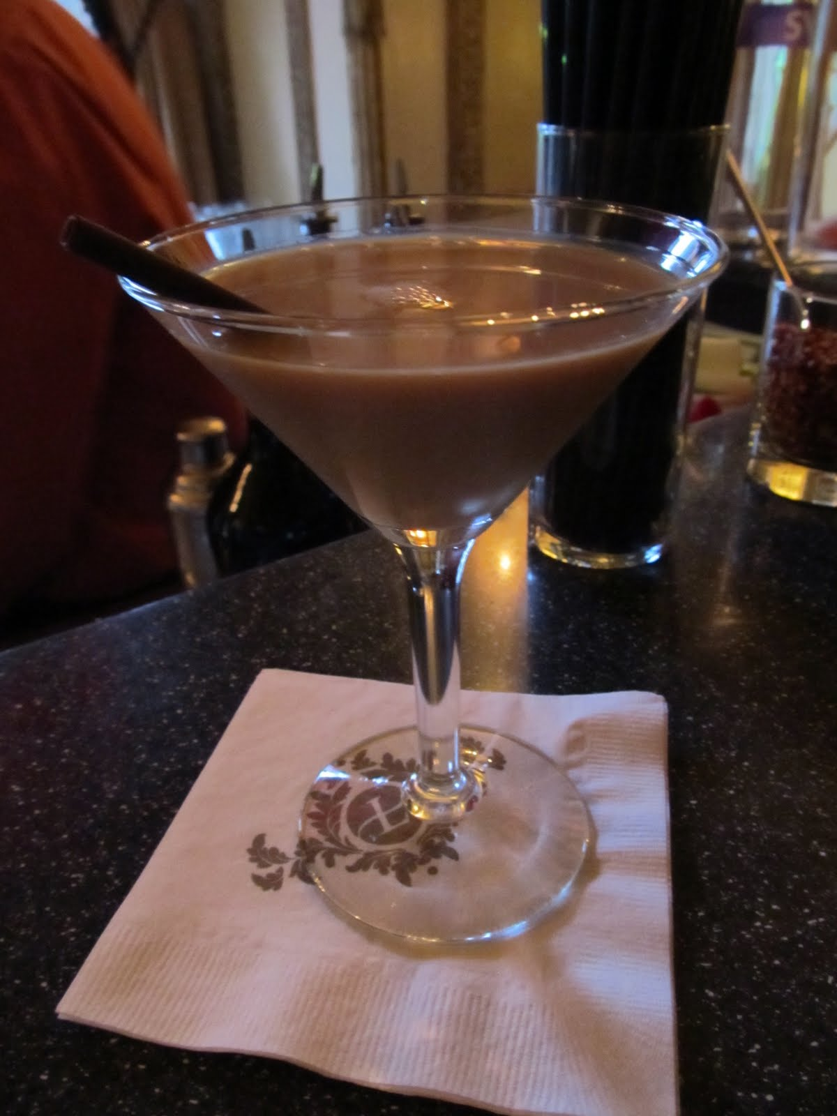The Boston Foodie: Chocolate Bar At The Langham