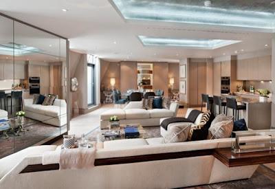 Inspiring Luxury London Penthouse Designs