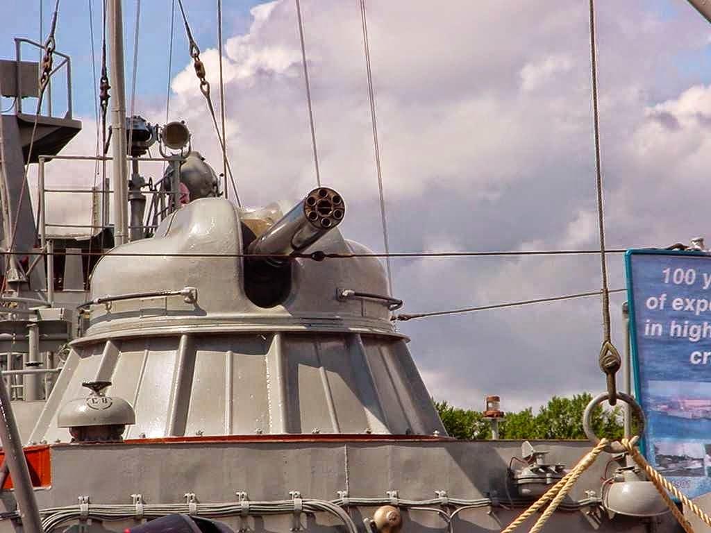 KCR-40 Mulai Dipasangi CIWS AK-630 Buatan Rusia