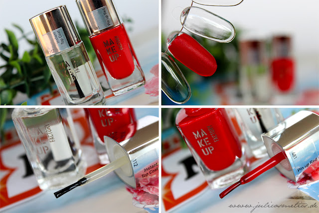 Make-up-Factory-Nail-Color