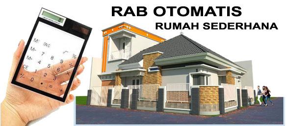 Perhitungan RAB Otomatis ini hanya sebagai perkiraan harga dan kebutuhan material Rumah sederhana 1 Lantai. * Perhitungan ini hanya perkiraan Hasilnya bisa ...