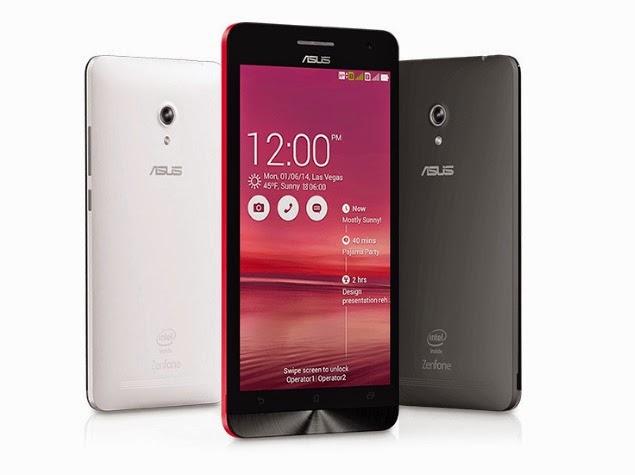 Review Asus Zenfone 4