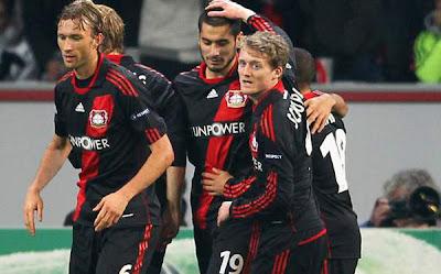 Bayer Leverkusen 2 - 1 Chelsea (3)