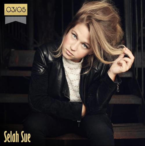 3 de mayo | Selah Sue - @SelahSue | Info + vídeos