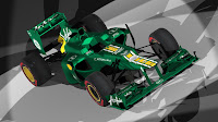 rFactor2 F1 2012 Renders 5