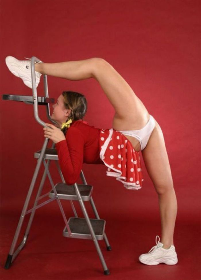 4amazingfun Amazing Female Zymnasts Flexible Body Pictures