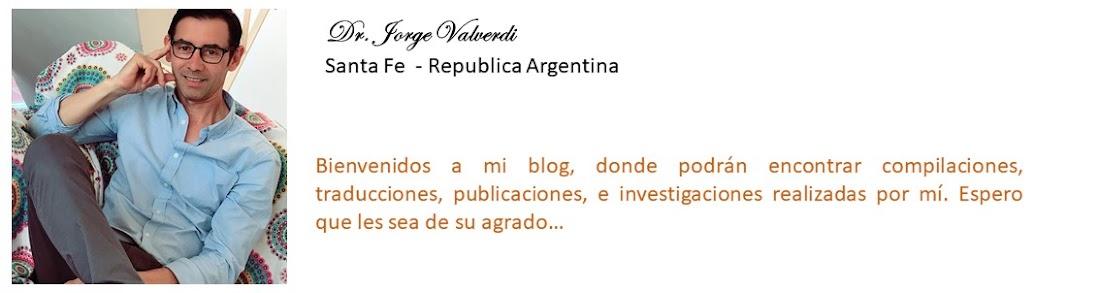 Dr. Jorge Valverdi