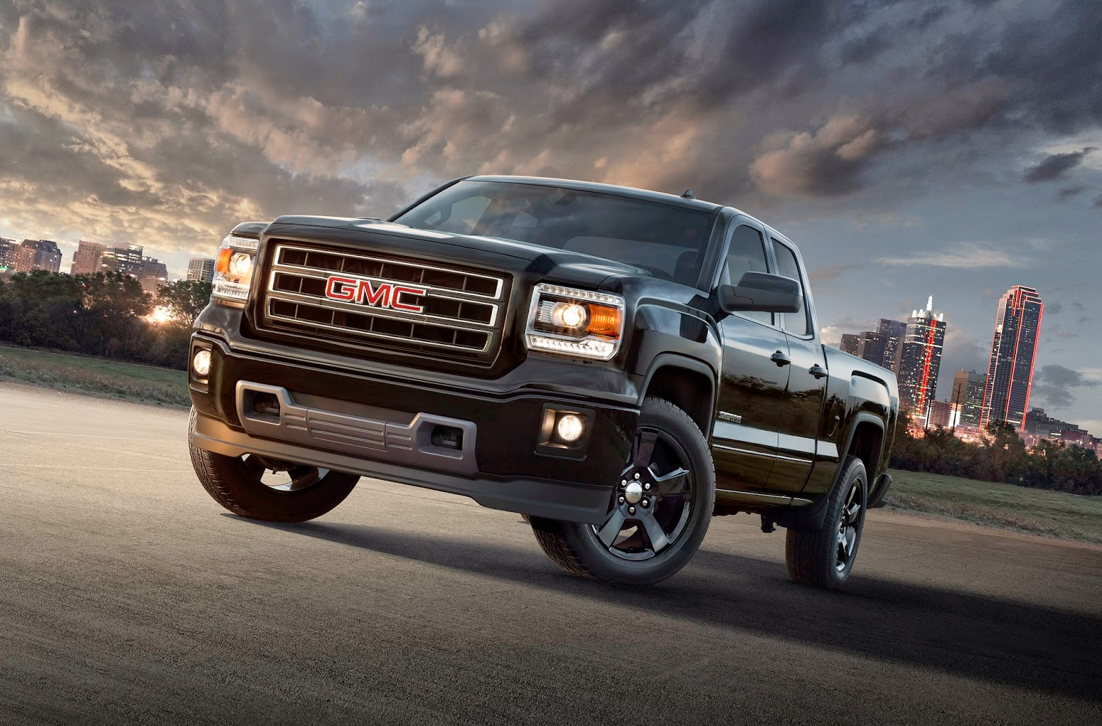 2015 GMC Sierra Elevation Edition Sport Truck Announced