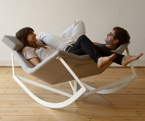 People In Rocking Chairs ~ Innovative rocking chairs and cool chair designs