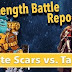 Warhammer 40k Full Length Video Battle Report #41! White Scars vs. Tau 1850pts