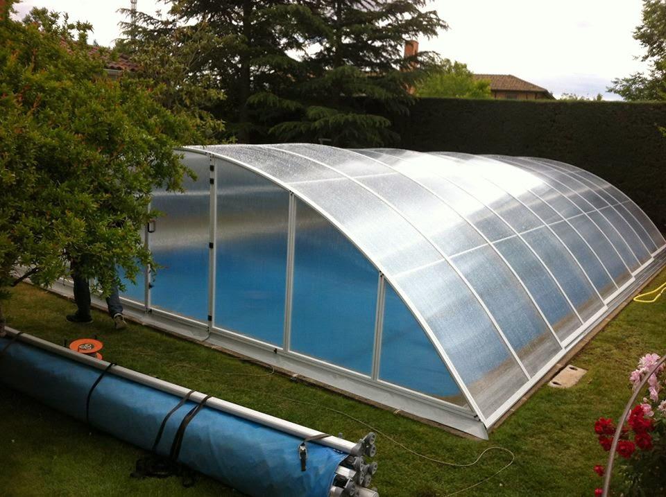 Cerramientos en hoteles y casa rurales cubiertas naves for Hoteles en madrid con piscina cubierta