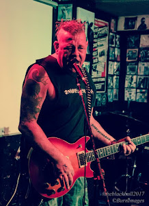 Keith -  Lead Guitar - Backing Vocals