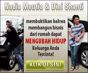 Suksesnya Nadia Meutia & Dini Shanti