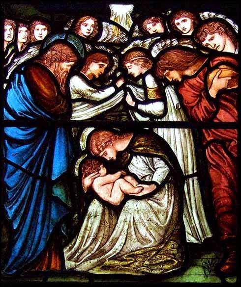Prières de Noël pour ce petit enfant, Jésus