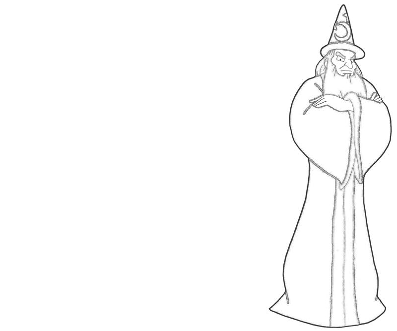 yen-sid-magician-coloring-pages