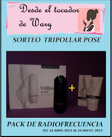 SORTEO DE UN KIT DE RADIOFRECUENCIA Y CAVITACIN TRIPOLLAR POSE