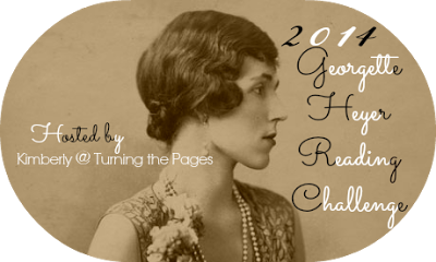 Georgette Heyer Reading Challenge