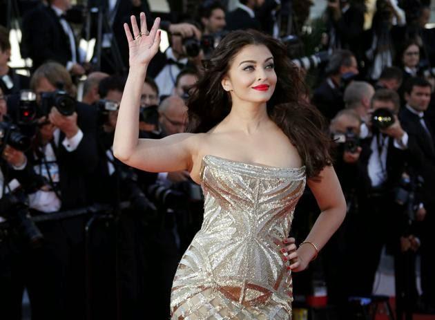 Aishwarya Rai Bachchan in Cannes film festival 2014