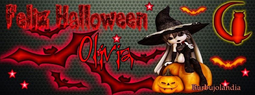 Burbujolandia: Portadas De Brujitas Halloween Con Tu Nombre Desde ...