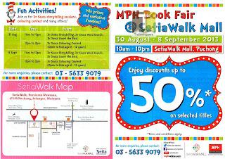 MPH Book Fair 2013