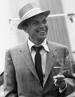 The Ever Stylish Swooner - Frank Sinatra