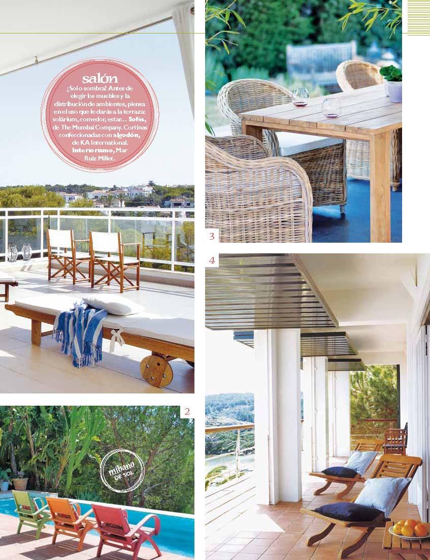 Missjardin Ideas Decorar Jardines Balcones Terrazas