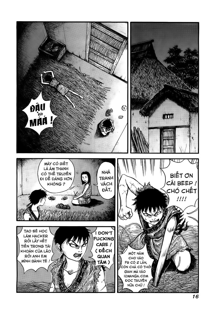 Kingdom - Vương Giả Thiên Hạ Chế Chapter 403  page 13 - IZTruyenTranh.com