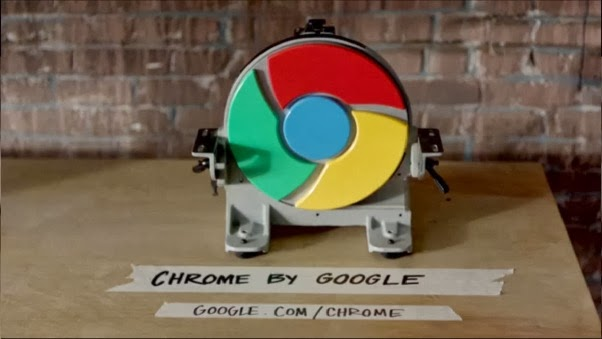 Google Chrome vs Potato