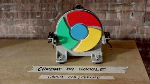 Google Chrome vs Potato