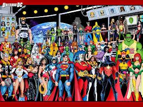 TODOS LOS SUPERHEROES DE COMICS