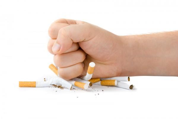 Berhenti merokok! mencegah kanker paru-paru