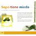 Sapo tiene miedo - Español Lecturas 2do grado