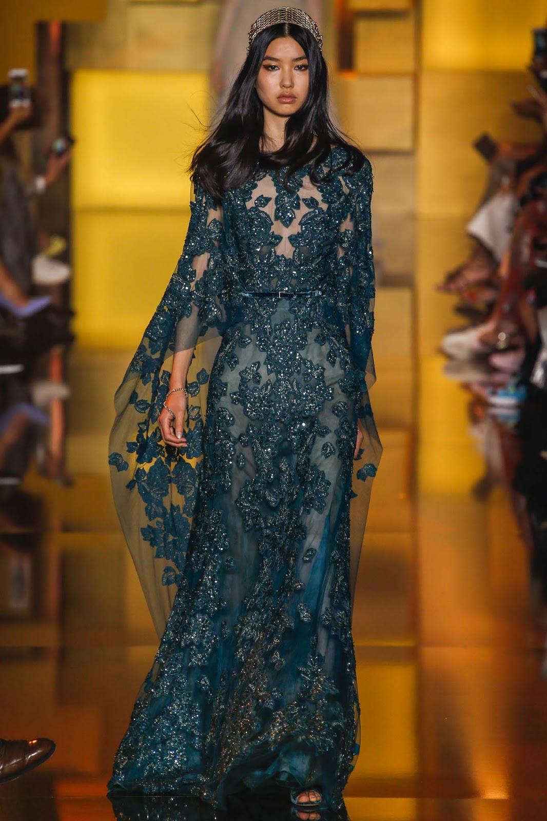 Gucci fashion trends 2016 runway report paris haute for Couture haute