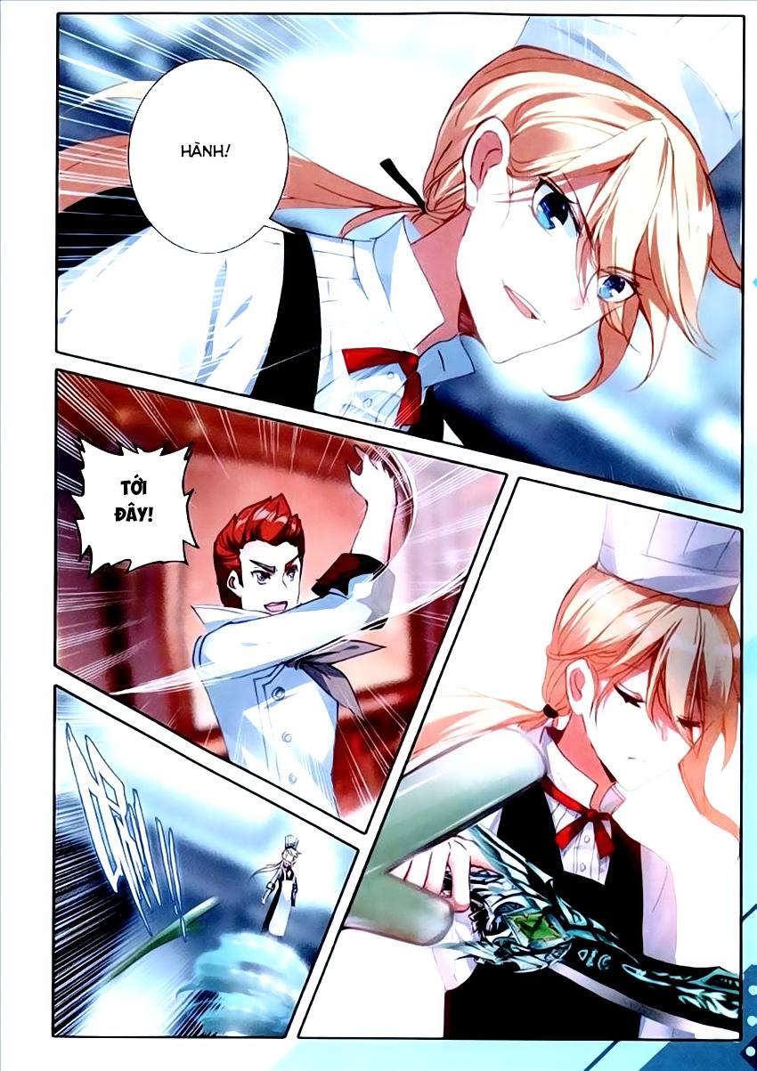 Băng hỏa ma trù trang 8