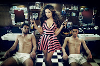 Kelly Brook BodyGroom Photoshoot