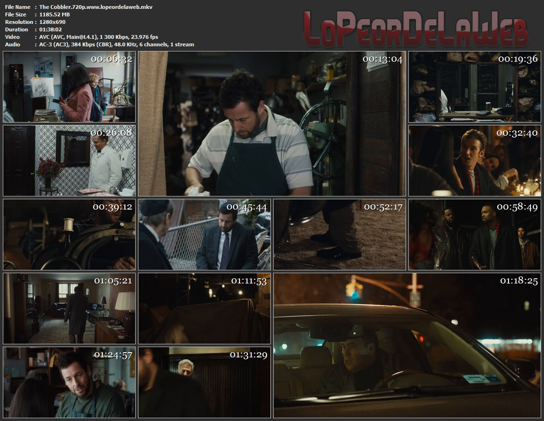 Con la magia en los zapatos (2014) BRrip 720p Subt Latino