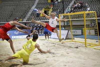 Brasil en las dos finales del Beach de los World Games | Mundo Handball