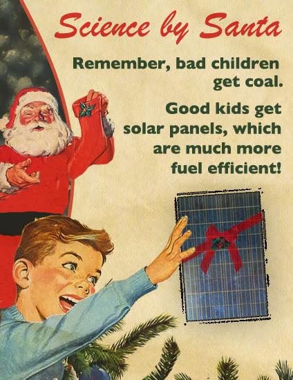 Bad Children Get Coal Dr Heckle