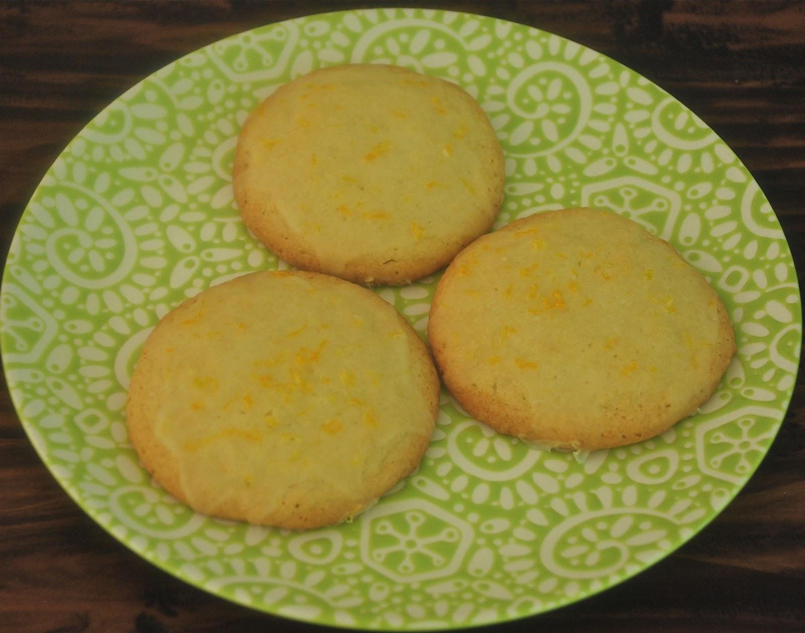 Glazed Citrus Doodles Recipe — Dishmaps