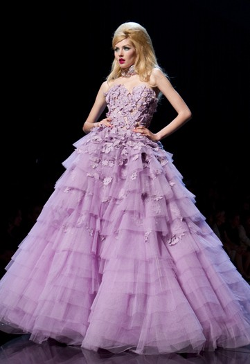 Wedding Dresses Asian Purple : Wedding lady purple dress ideas