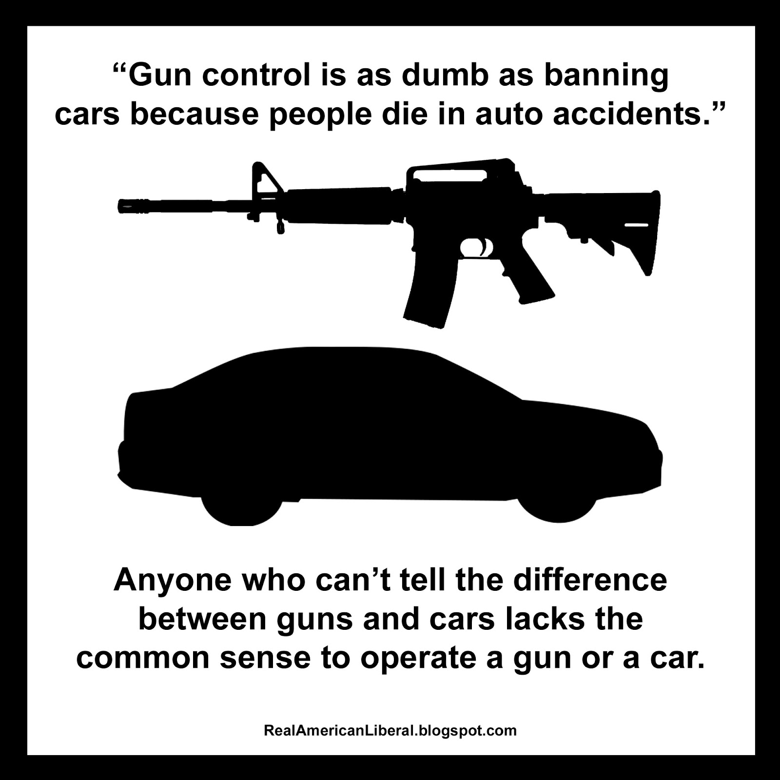gun control argument Gun control has been a contentious issue in the past, including in the recent us presidential elections a section of the citizenry is concerned that banning gun ownership or severely limiting the citizens' right to use guns will be an infringement on their rights.