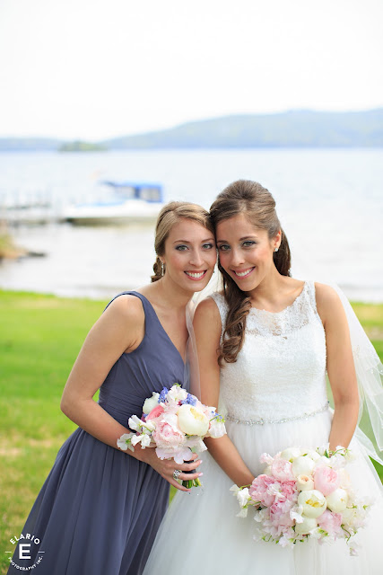 The Sagamore Wedding - Lake George, NY - Flowers - Bride's Bouquet
