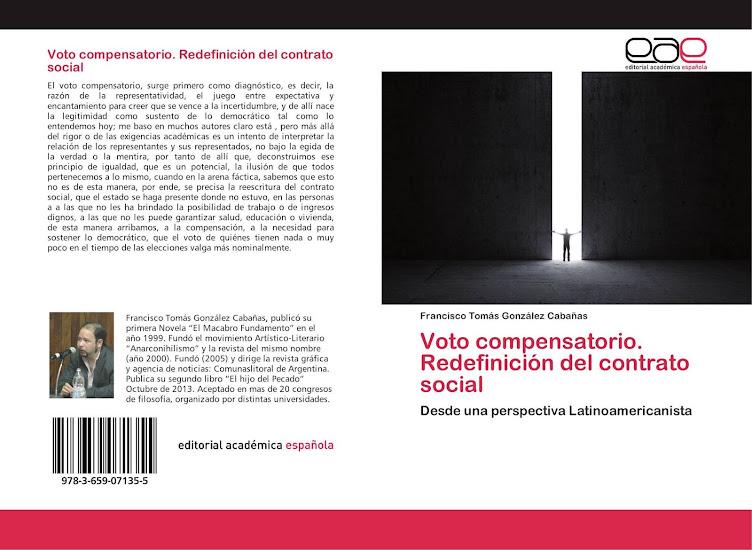 Voto Compensatorio, Redefinición del Contrato Social.