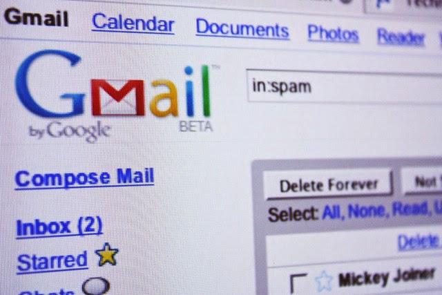Fitur Uji Coba Gmail