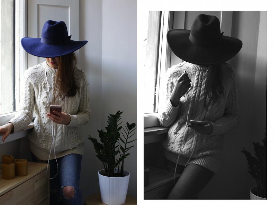 fashion blogger living in milan