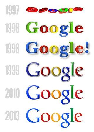 sejarah logo google