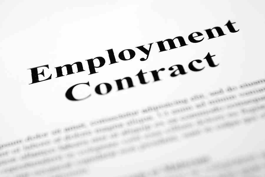 Notes on Legal Translation: Translation of Employment Contracts ...